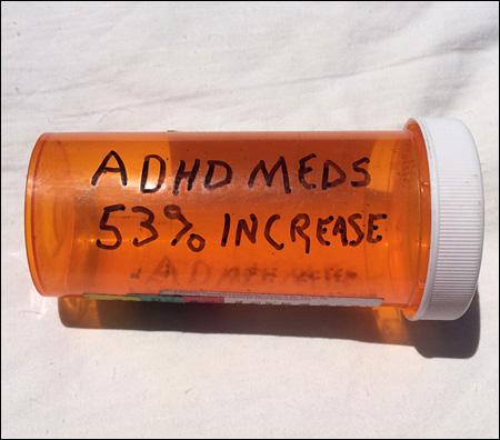 Recreational ADHD Medication